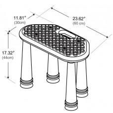 طاولة الأنشطة وتركيب المكعبات 25 قطعة - بنكي