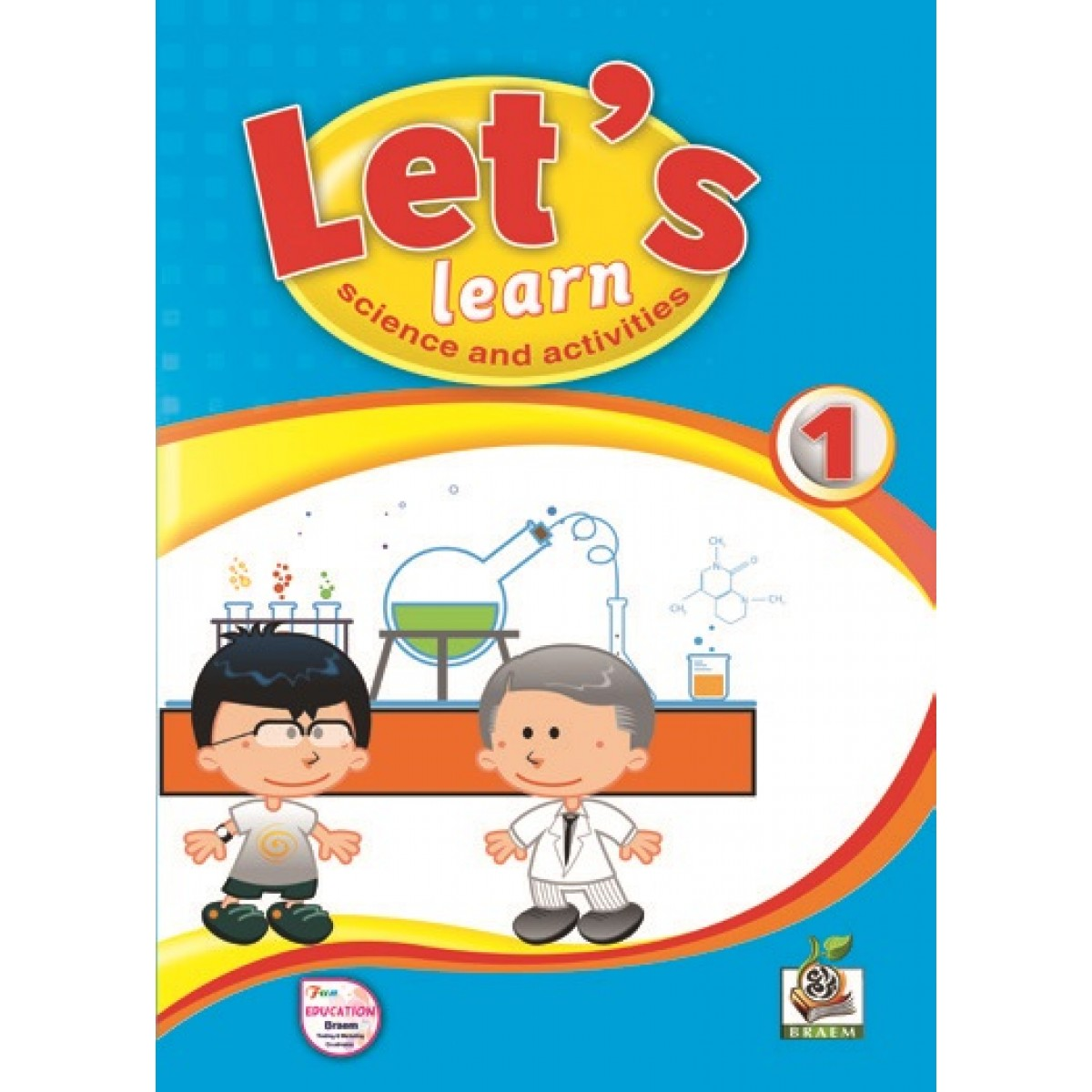 Let's Learn Science and Activities  1