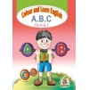 Colour and learn English A.B.C مستوى  K.G.1