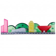 ديكور جداري للحماية المدينة 02