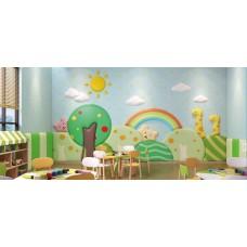 ديكور جداري للزينة - الشمس