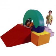 وحدة تمارين اطفال اسفنجية