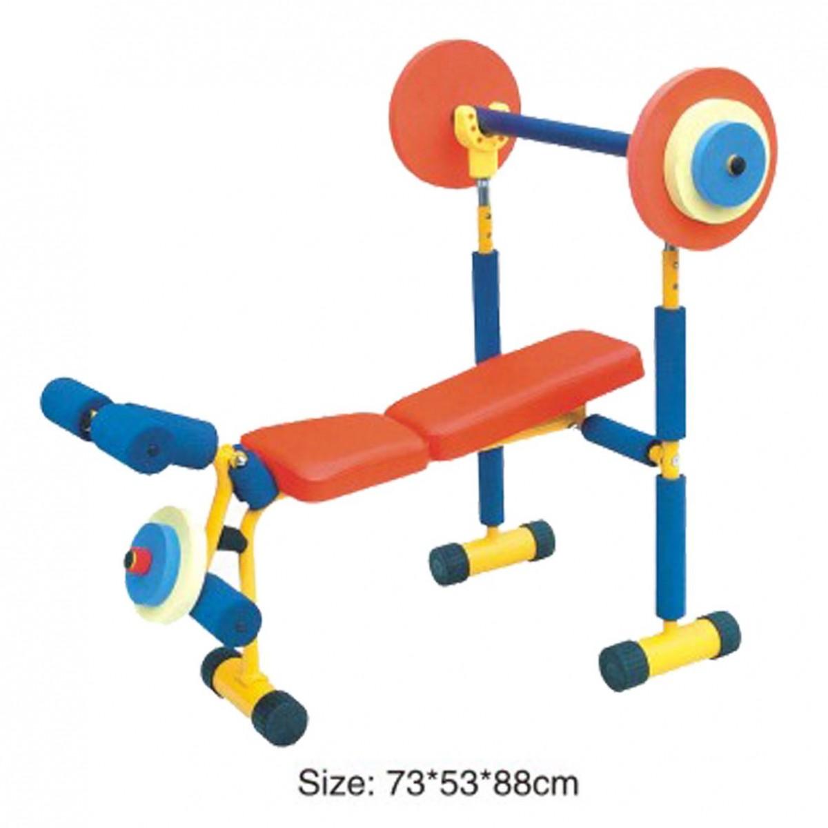 جهاز التمارين المتعددة للأطفال