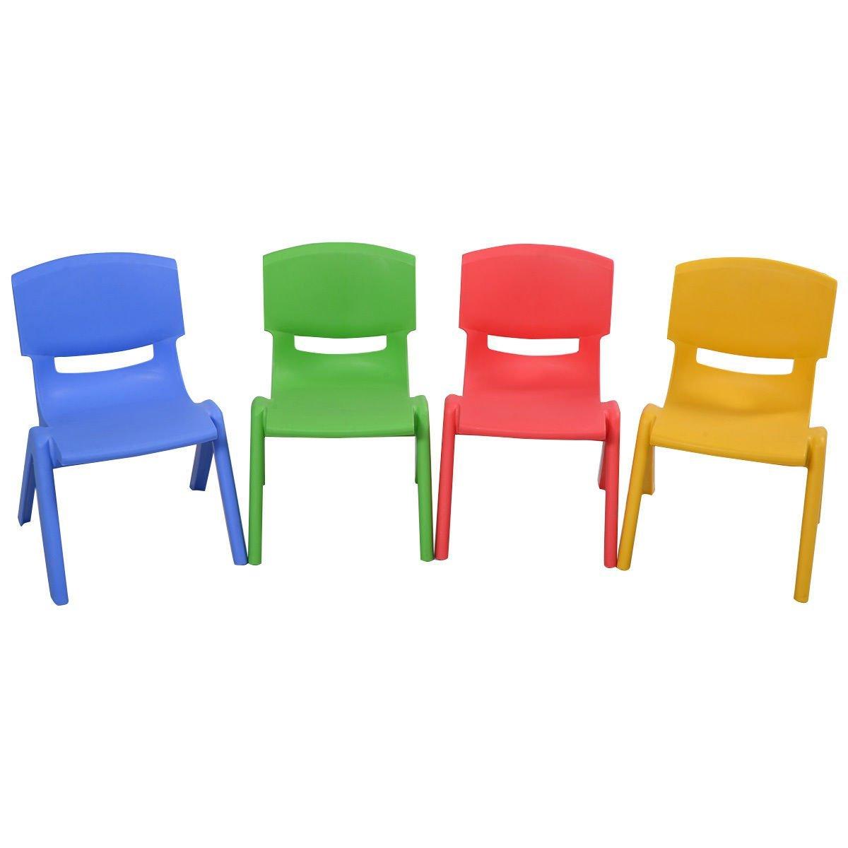 كرسي بلاستيك ارتفاع 26 سم