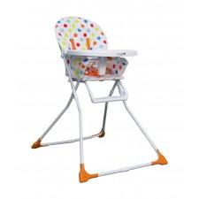 كرسي الرضع القابل للطي ارجل حديد
